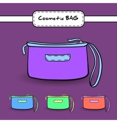 CosmeticBag vector image