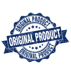 original product stamp sign seal vector image vector image