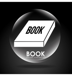 ebook design vector image vector image