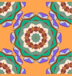 Lace seamless pattern entangle style anti-stress vector