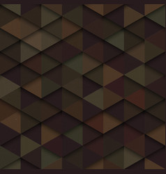 Seamless Dark Web Pattern vector image