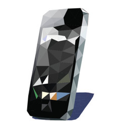 Smartphone triangle vector