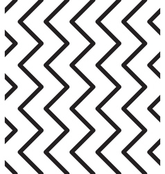 Universal striped zig zag seamless pattern vector