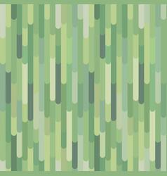 Vertical green organic stripes seamless pattern vector
