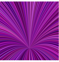 Curved ray burst background - graphic design from vector