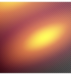 Reflected light effect EPS 10 vector image