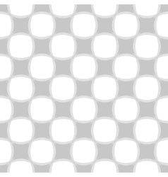 fancy circles in a flat style vector image vector image