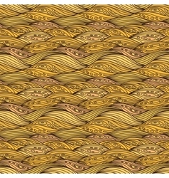 Seamless Sand Pattern vector image