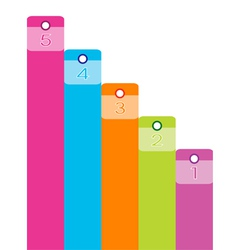 Colorful Modern Banner Business vector image vector image