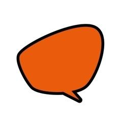 Bubble icon Communication design graphic vector