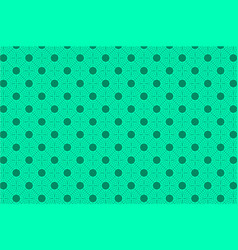 turquoise abstract seamless geometric pattern vector image