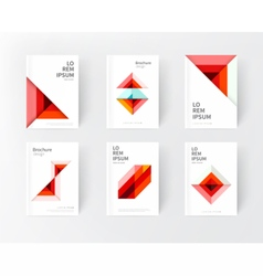 Cover design templates vector