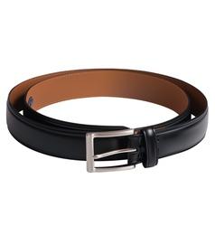 Men black belt vector image vector image