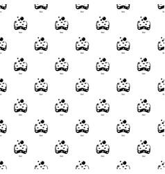 bast pattern seamless vector image