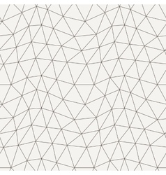 seamless geometric pattern of intersecting vector image