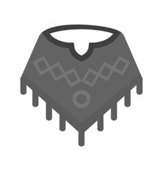 Pooncho vector image
