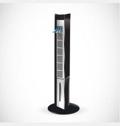 Tower fan vector