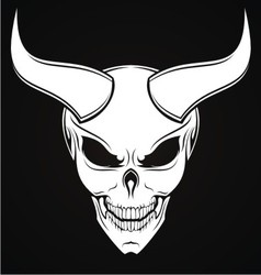 Horned Evils vector image
