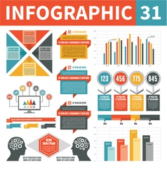 Infographic Elements 31 vector