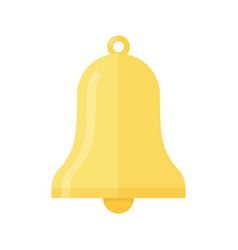 alarm alert message bell icon sign vector image