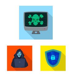 Virus and secure sign vector