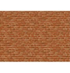 seamles old brick wall vector image