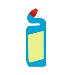 Detergent flat icon vector