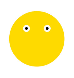 emoticons smile icon vector image