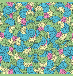 Beauty natural ornamental background design vector