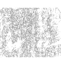 dirty background black and white grunge texture vector image