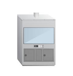 Fume cupboard vector