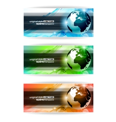 hitech business vector image vector image