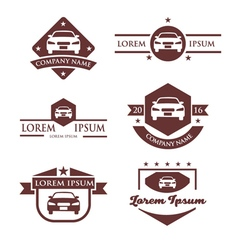 Automobile Business Logo vector image