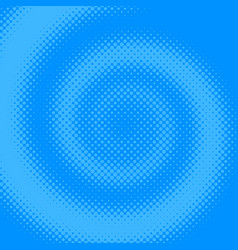 Blue halftone background vector