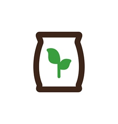 Fertilizer icon Garden vector