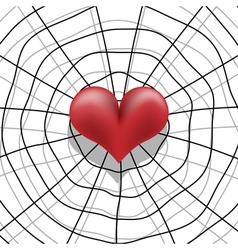 love trap vector image vector image