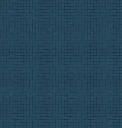 Seamless Linen Pattern background texture vector image vector image