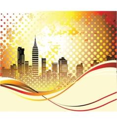 Urban 1 vector image