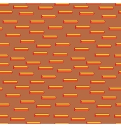 Rectangle chaotic seamless pattern 5108 vector image