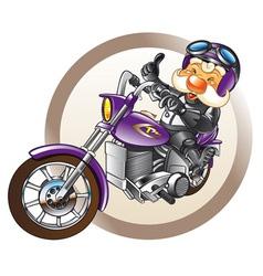 motobike vector image vector image