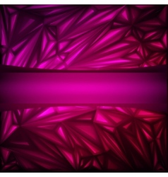 Glow hi-tech background design eps vector
