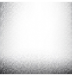 Grey Brick pixel mosaic abstract background vector