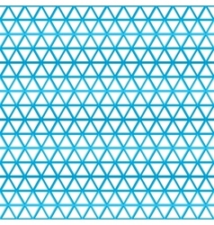 Triangles pattern background eps 10 vector image vector image