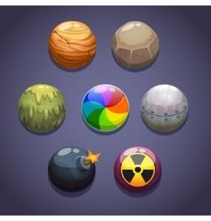 Bubbleballs vector