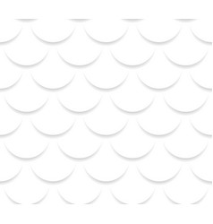 overlapping circle shapes repeating pattern vector image