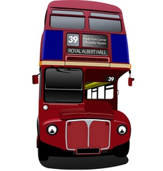 Al 0316 london bus vector