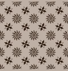 pattern shape background vector image