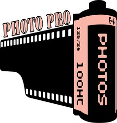Photo Pro vector image vector image