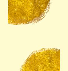 Abstract paint glittering textured art pattern on vector