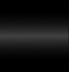 black and silver abstract background vector image